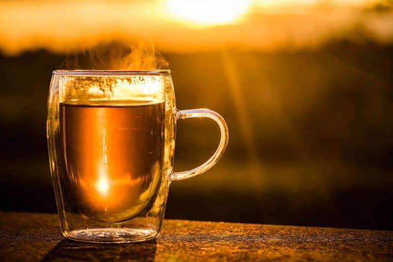 meine erfahrung mit fastenkur, Tasse Tee