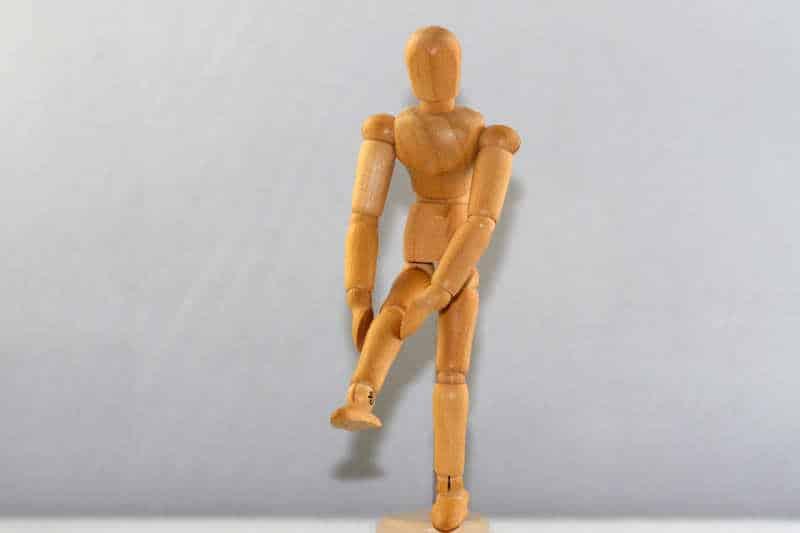 Intervallfasten hilft bei Knie Arthrose