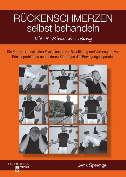 Rückenschmerzen selbst behandeln Buchcover