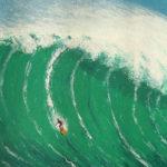 Wie Du durch mehr Abwechslung beim Intervallfasten mehr Erfolg erzielst - Surfer auf Welle