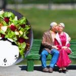 Intervallfasten Studie im Alter 60 +